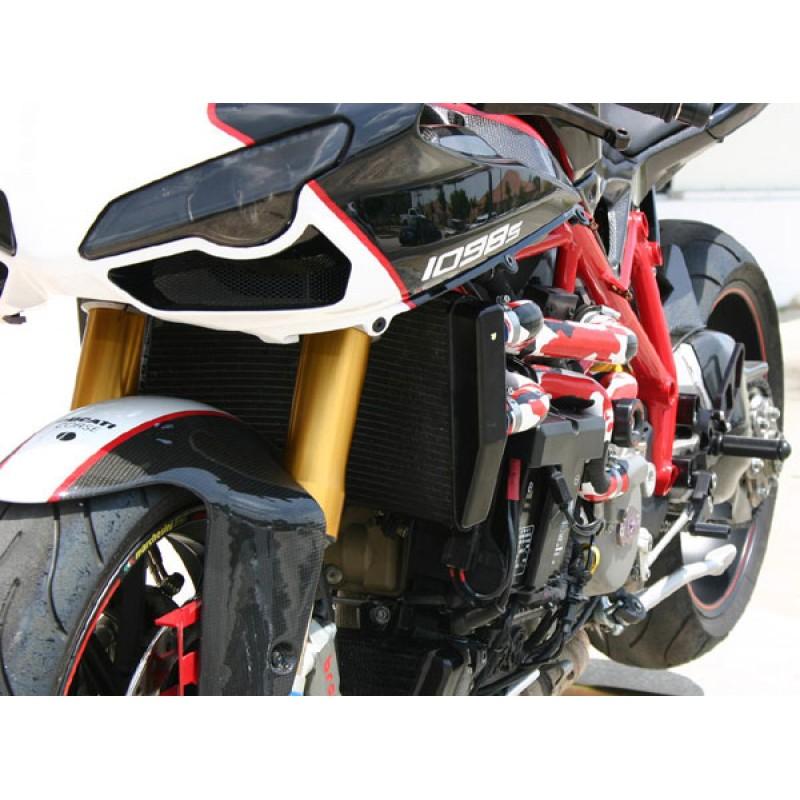 S 2007-2009 8 Piece Samco Sport Hose Kit Ducati 1098 R