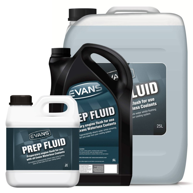 Evans Waterless Performance Engine Coolant Select