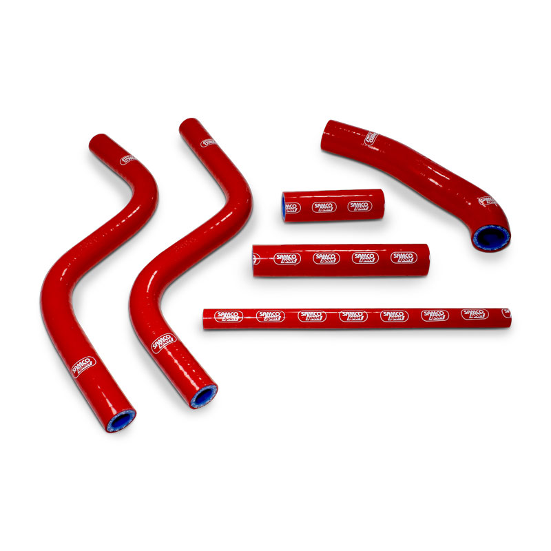 Details about  /silicone radiator hose FOR Honda CR125R 125cc CR250R 2-STROKE 1983