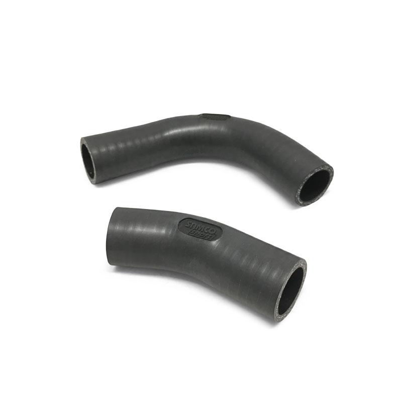 Black silicone radiator hose for HONDA Goldwing GL1500