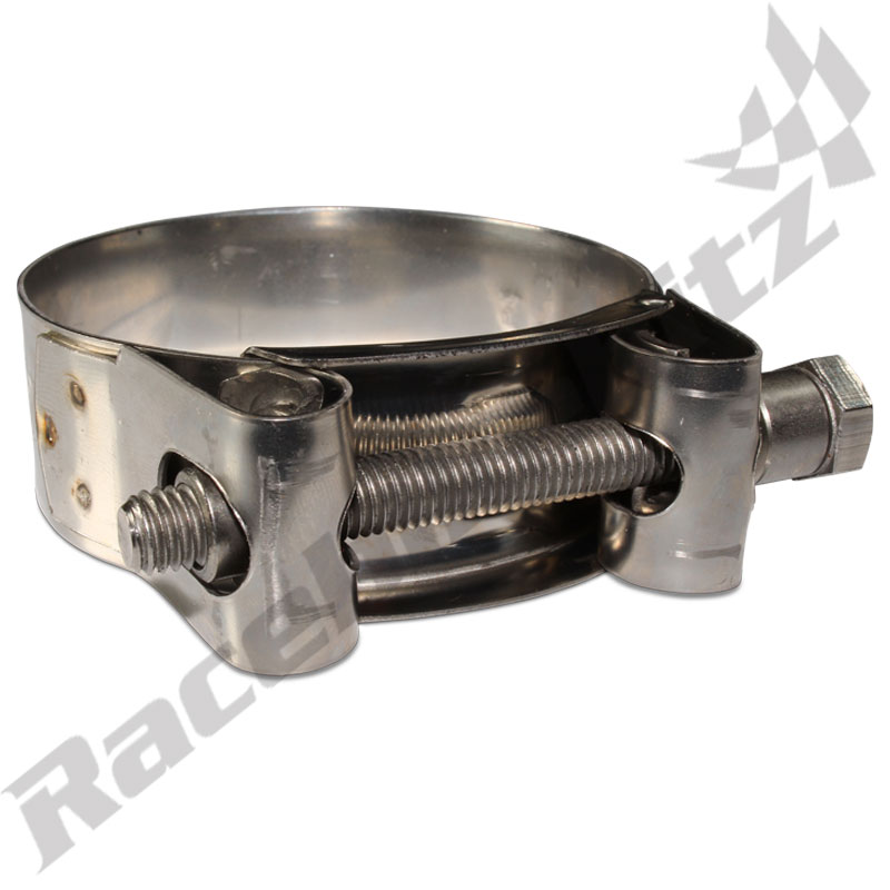 304 Stainless Steel W4 Mikalor Heavy Duty Supra Bolt Exhaust