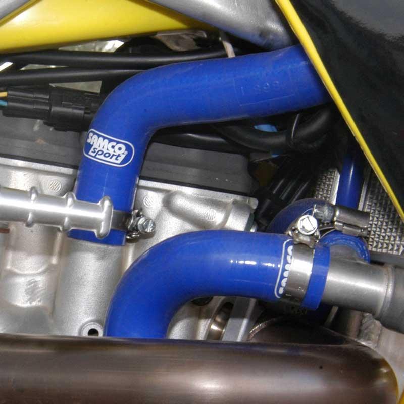 FOR Suzuki RM-Z450//RMZ450 2006  silicone radiator hose