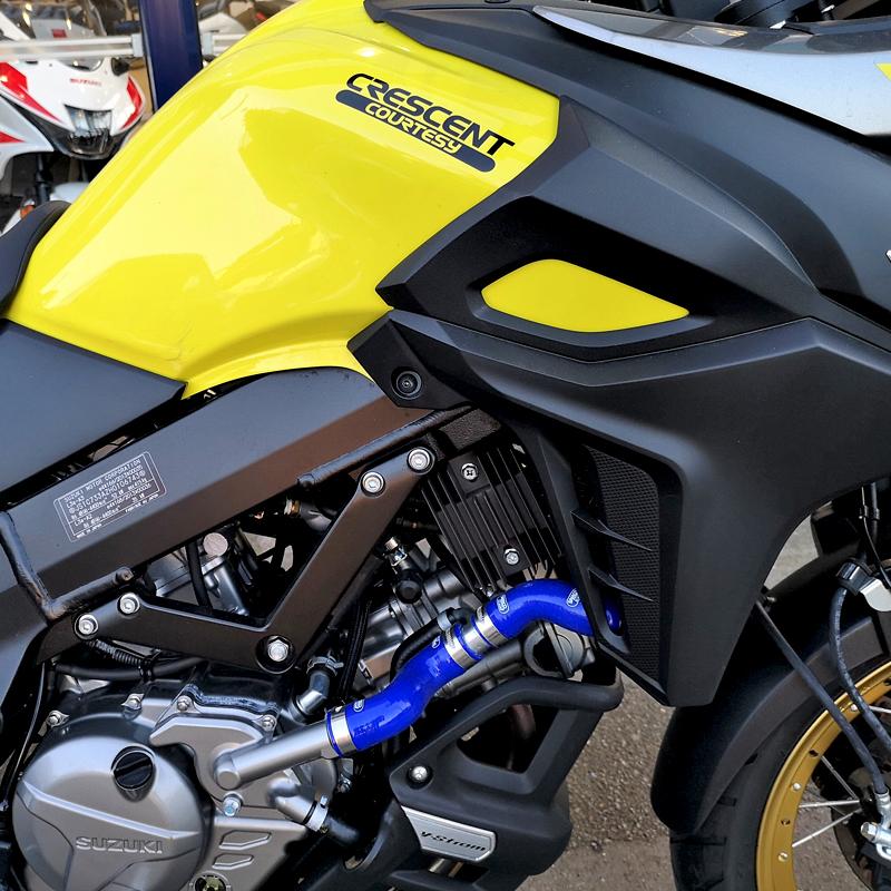 Suzuki DL 650 V-STROM 2012-2019 8 Piece Samco Sport Silicone